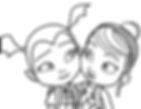 Vamparina and Poppy Coloring Pages.png