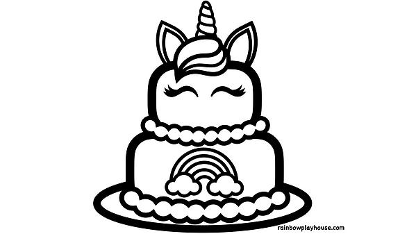GLITTER Unicorn Cake.001.png