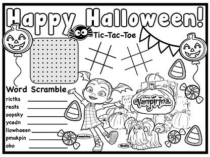Vampirina Free Halloween Printable.001.p