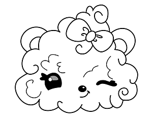 Berry Puffs Num Noms Coloring Page.png