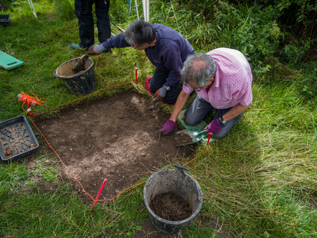 Stroud Big Dig Day 7 - some results at last!