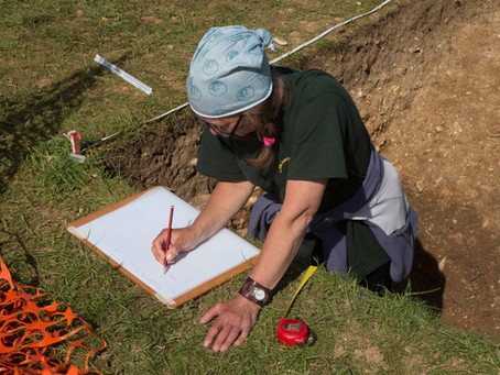 What do you do for Liss Archaeology?