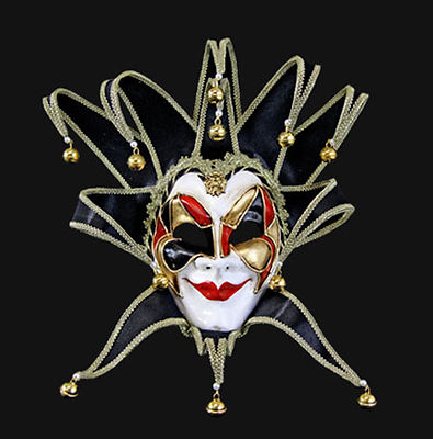 Jolly Jocker mask