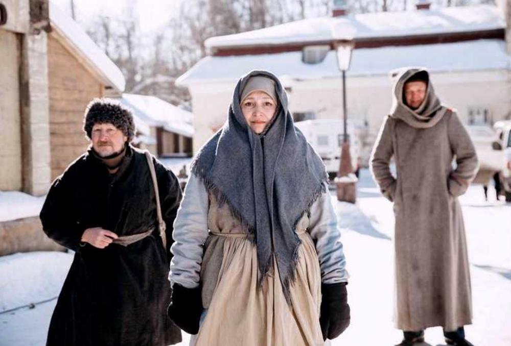 Mysteries of Mrs. Kirsanova TV series 92018)