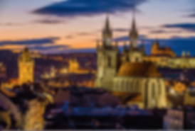 prague_cathedral_twilight