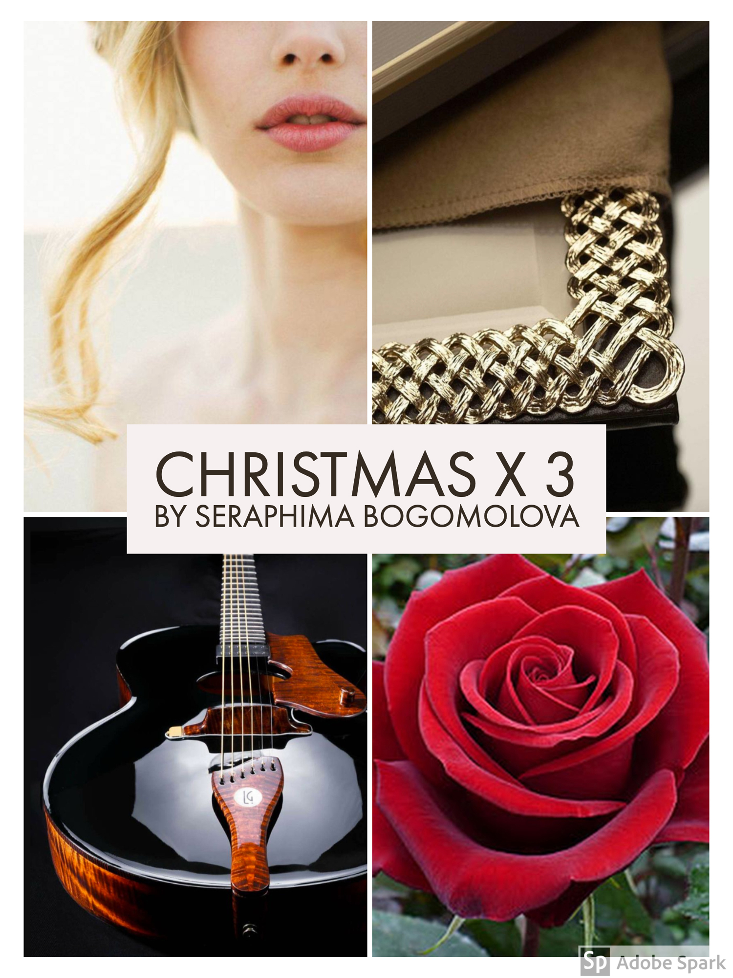 Christmas X Three libretto
