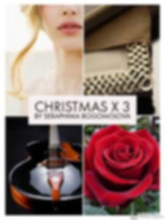 Christmas X 3 libretto cover
