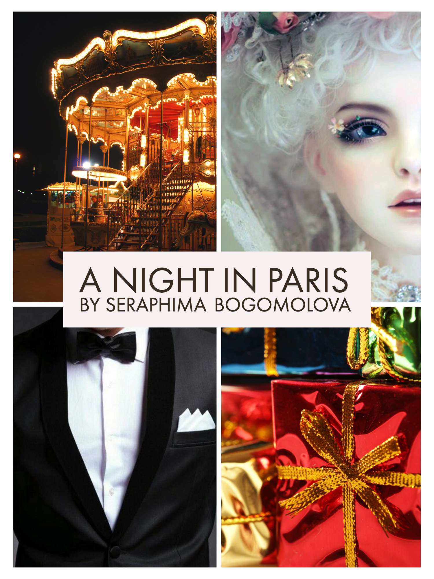 A Night in Paris libretto