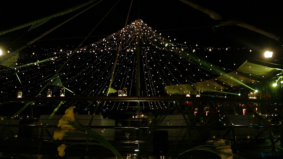 String - Fairy lights & Spot lighting