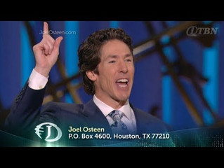 Exposing the False Prosperity Gospel of Joel Osteen