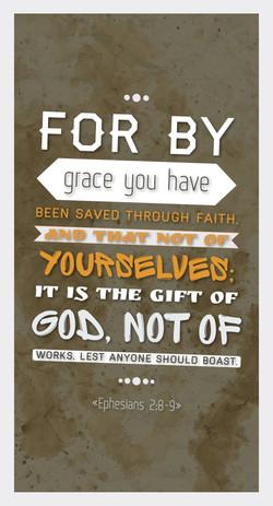 By Grace Through Faith