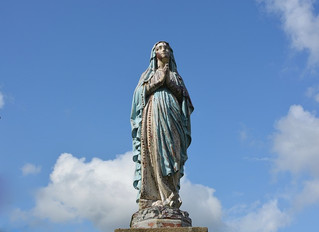 Is It Biblical to Pray to Mary?