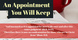 An Appointment You Will Keep