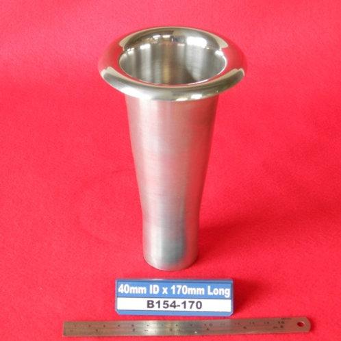 154-170: RAM TUBE  40mm ID x 170mm Long