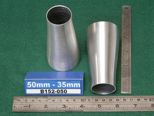 152-050: REDUCER 50mm - 35mm