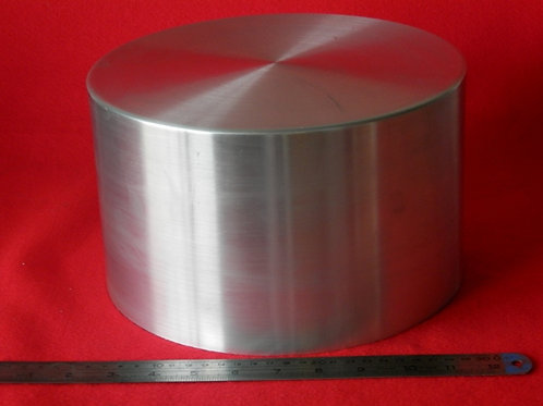 157-250: OIL TANK 250mm x 150mm Deep -Flat End