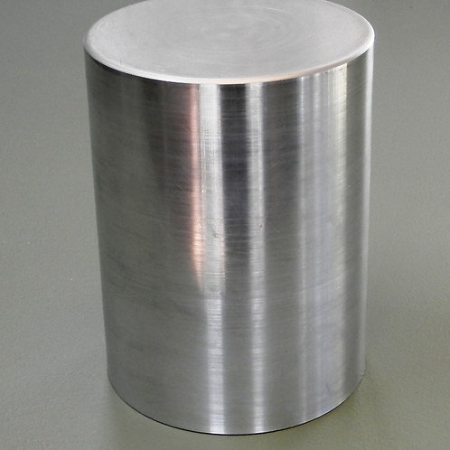 157-151: OIL TANK 150mm x 200mm - 1.6# ALI - Flat End