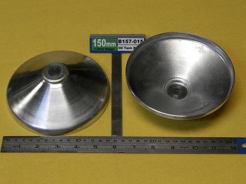 157-015:  BAFFLE 150mm x 1.2mm ALI