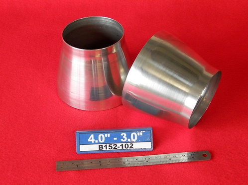 152-102: REDUCER 4.0 inch - 3.0 inch