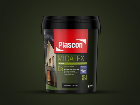 Plascon Micatex #SouthAfricanStrong