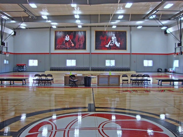AIA gym, Ames, Iowa