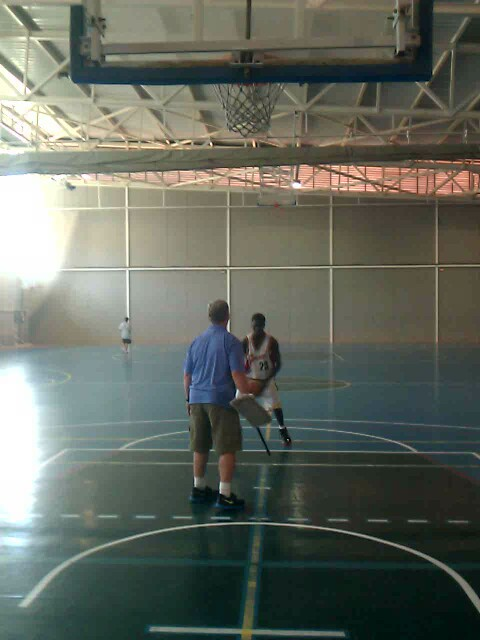 individual session with Maodo Guerye