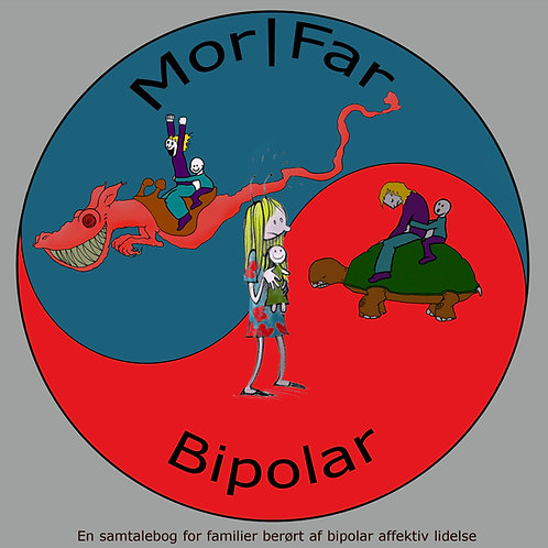 MOR |FAR - Bipolar, En samtalebog for familier berørt af bipolar lidelse