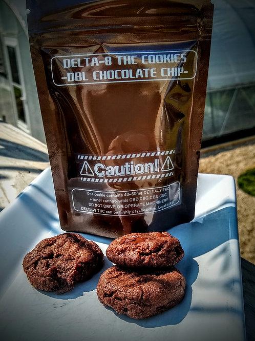 Delta-8 THC Cookies