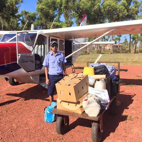 From India to Uganda: A Pilot's Journey