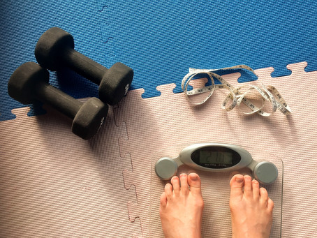 Sick of trying to lose weight? Then it's time to change your focus