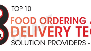 Waitbusters Awarded As One of The Top 10 Food Ordering And Delivery Tech Solution Providers By Food