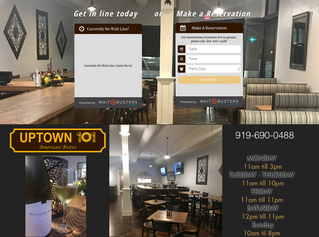 Waitbusters' Digital Diner Continues Its Expansion Into Popular Restaurant In Historic Oxford, N