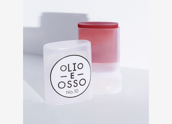 Olio E Osso Balm No. 10 - Tea Rose - Weather and Palette