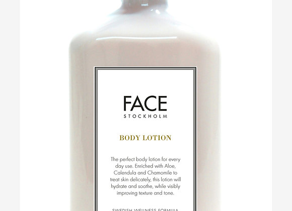 Face Stockholm Swedish Wellness Body Lotion - Weather and Palette
