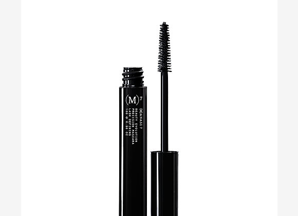 (M)ANASI 7- Precision Mascara - Obsidian - Weather and Palette