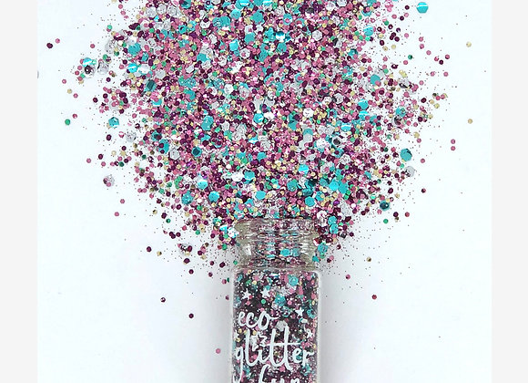 Eco Glitter Fun - Merry Go Round Blend - Weather and Palette