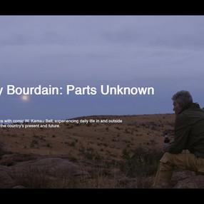 Rewatching Anthony Bourdain Parts Unknown - Kenya episode