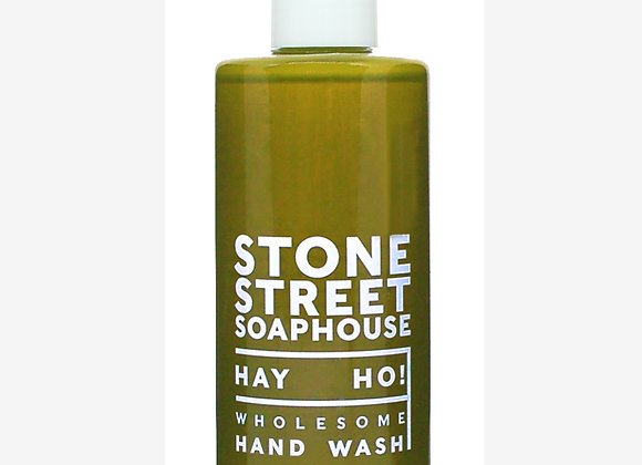 Stone Street Soaphouse - Hay! Ho! - Wholesome Hand Wash - Weather and Palette