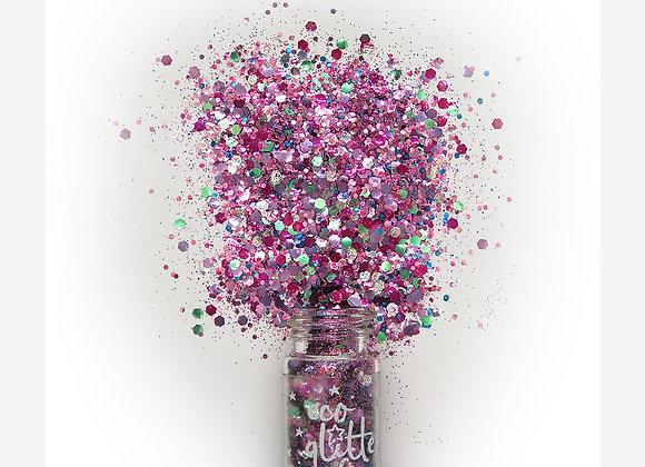 Eco Glitter Fun - Lollipop Blend - Weather and Palette