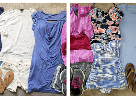 My Tried And True Packing Plan