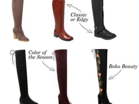 Tall Boots For Short Budgets