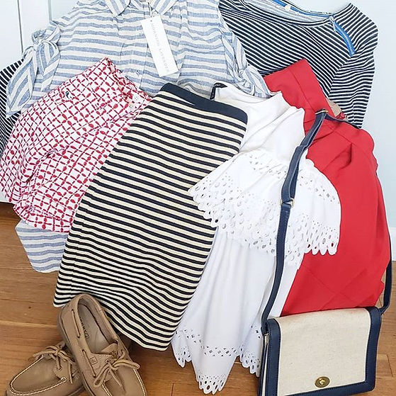 ❤💙 red white & USED 💙❤ shop secondhand