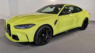 2021 BMW M4 CSL