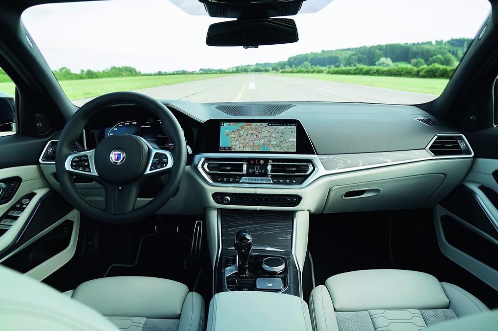 BMW Alpina B3 interior, Car, Auto, Automotive news, Trend, Vehicle