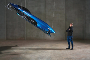 Airspeeder: the flying electric car for racing