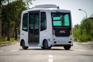 Sono Motors' licensing deal with EasyMile