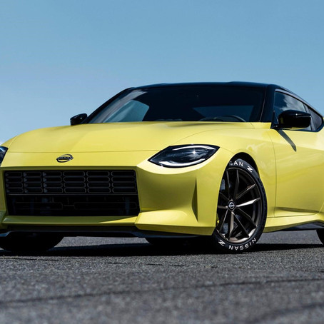 2021 Nissan 400Z: The Z Proto combining modern styling with classic proportions