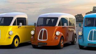 The retro electric van