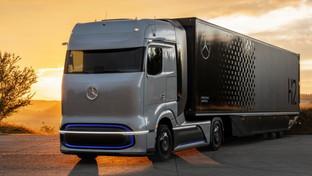 The Mercedes-Daimler Truck Premier recap