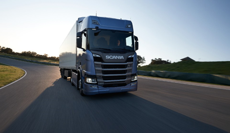 Scania range to incorporate Electrically Assisted Steering